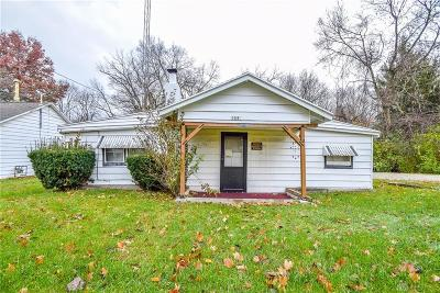 Dayton Single Family Home For Sale: 4349 Sheller Avenue