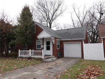 Fairborn Single Family Home Active/Pending: 814 Maple Avenue
