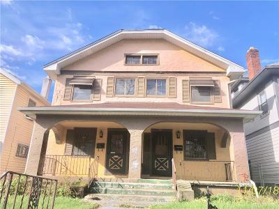 Dayton Multi Family Home Active/Pending: 1139 Windsor Avenue