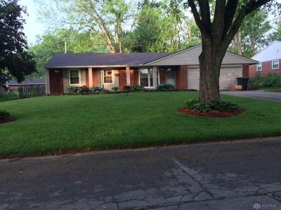 Bellbrook Single Family Home Pending/Show for Backup: 4313 Bellemead Drive