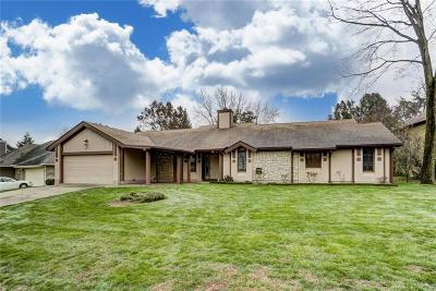 Springboro Single Family Home For Sale: 721 Highpoint Drive