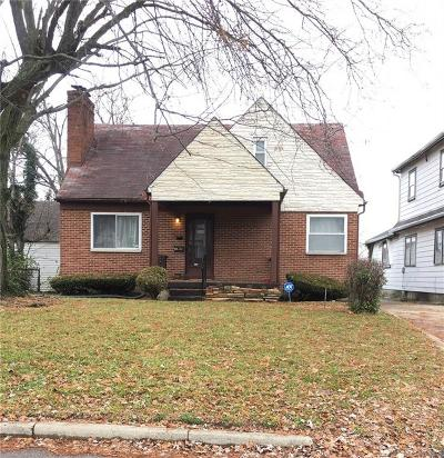 Dayton Single Family Home For Sale: 4317 Midway Ave