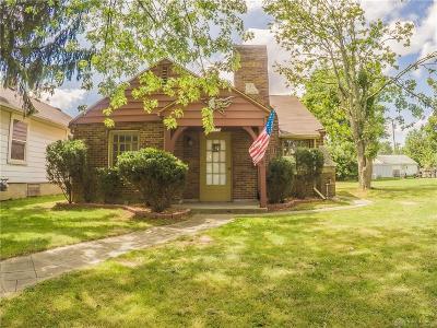 Dayton Single Family Home For Sale: 2717 Springmont Avenue