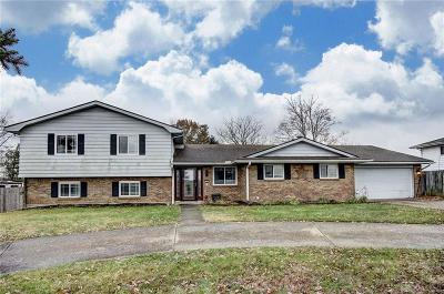 Beavercreek Single Family Home For Sale: 3187 Kemp Road