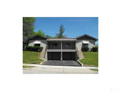 Dayton Multi Family Home For Sale: 431-433 Ryburn Avenue