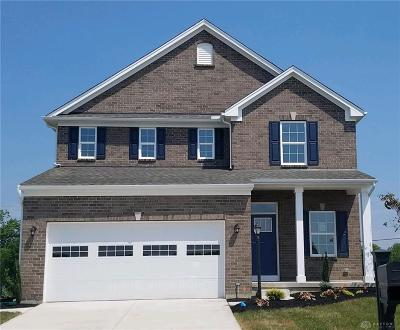 Huber Heights Single Family Home For Sale: 3233 River Downs Court