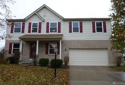Dayton Single Family Home For Sale: 6915 Greeley Avenue