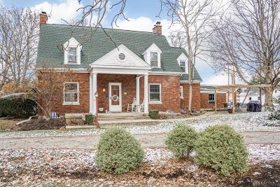 Xenia Single Family Home For Sale: 483 King Street