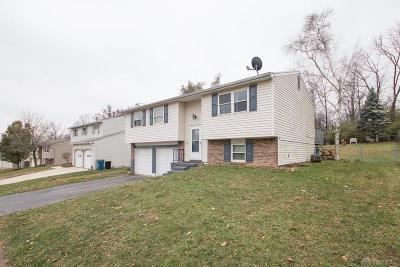 Dayton Single Family Home For Sale: 3065 Dorf Drive