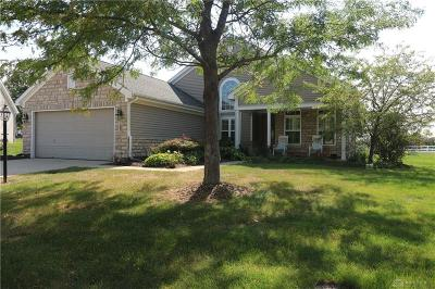 Xenia Single Family Home For Sale: 1487 Dragonwyck Court