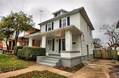 Dayton Single Family Home Active/Pending: 1031 Arbor Avenue