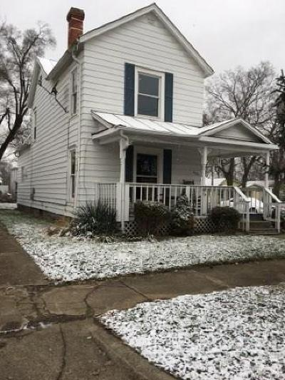 Middletown Single Family Home For Sale: 1024 Hughes Street