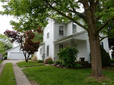 Dayton Single Family Home For Sale: 430 Bellaire Avenue
