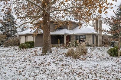 Vandalia Single Family Home For Sale: 1070 Brindlestone Drive