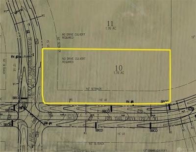 Warren County Residential Lots & Land For Sale: Lot #10 Hunter's Crossing