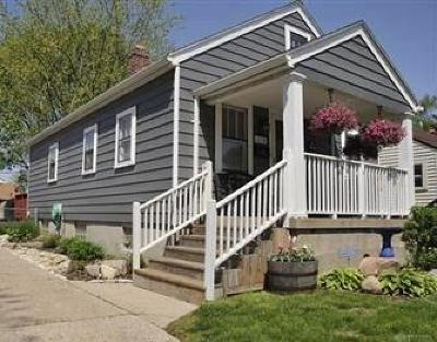 Kettering Single Family Home Active/Pending: 1615 Norton Avenue