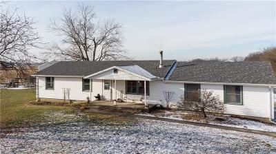 Single Family Home For Sale: 5002 State Route 235
