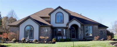 Vandalia Single Family Home For Sale: 1265 Woodland Meadows Drive