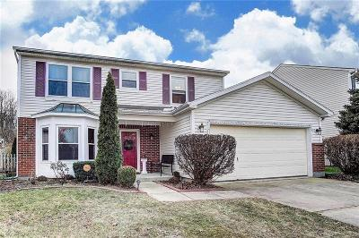 Dayton OH Single Family Home For Sale: $184,975