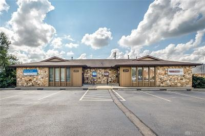 Xenia Commercial Pending/Show for Backup: 1202 Monroe Drive #1214