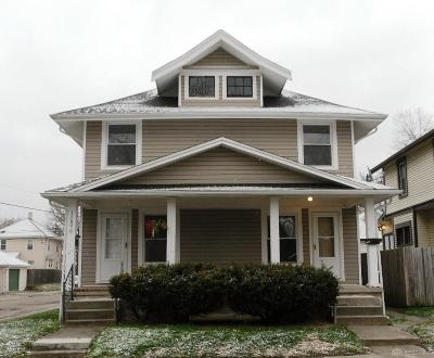 Dayton Multi Family Home Active/Pending: 1300-1302 Carlisle Avenue