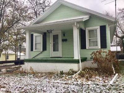 Dayton Single Family Home For Sale: 2855 Whittier Avenue