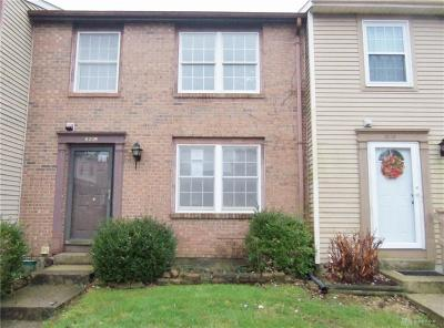 Dayton Condo/Townhouse For Sale: 6218 Pheasant Hill Road