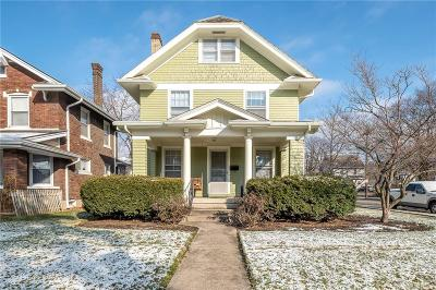 Middletown Single Family Home Active/Pending: 2307 Linden Avenue