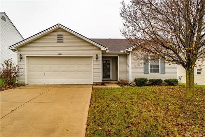 Fairborn Single Family Home Active/Pending: 2353 Murphy Drive