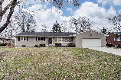Middletown Single Family Home For Sale: 1609 Croydon Lane