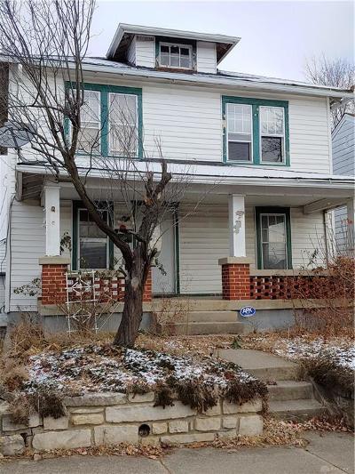 Dayton Single Family Home Pending/Show for Backup: 819 Chelsea Avenue