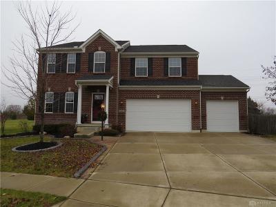 Fairborn Single Family Home For Sale: 1205 Artesian Lane