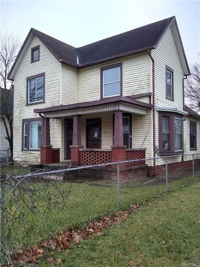 Single Family Home For Sale: 139 Euclid Avenue