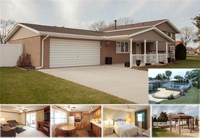 Fairborn Single Family Home Active/Pending: 5212 Ottawa Drive