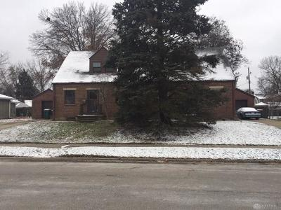 Fairborn Multi Family Home For Sale: 24-26 Hebble Avenue
