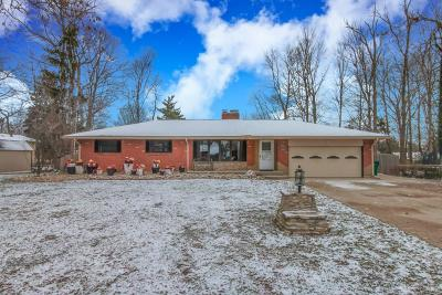 Beavercreek Single Family Home Active/Pending: 1402 Fudge Drive