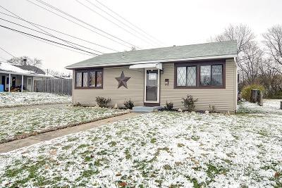 Single Family Home For Sale: 2714 Lexington Avenue