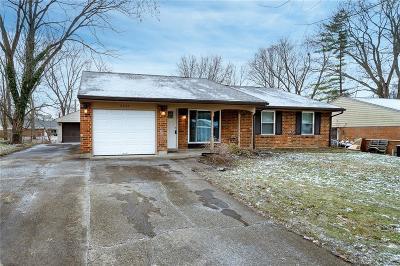 Bellbrook Single Family Home Active/Pending: 4322 Bellemead Drive