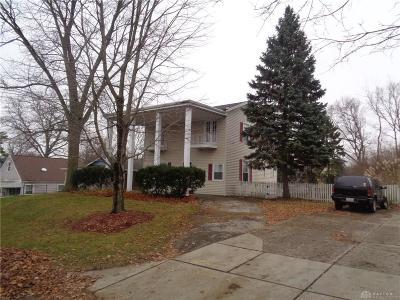 Kettering Single Family Home For Sale: 1548 Cardington Road