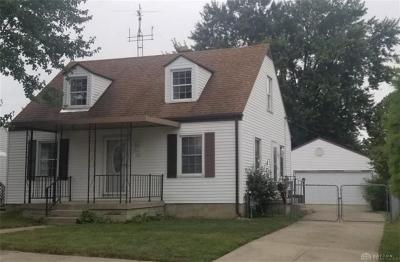 Kettering Single Family Home For Sale: 2025 Craig Drive