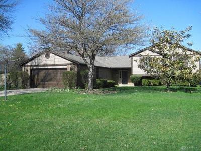 Dayton Single Family Home For Sale: 10018 Settlement House Road