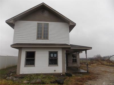 Tipp City Single Family Home Pending/Show for Backup: 3745 Tipp Cowl Road