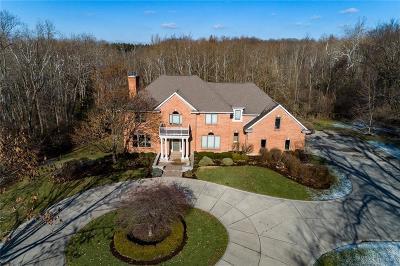 Springboro Single Family Home For Sale: 498 Lower Springboro Road