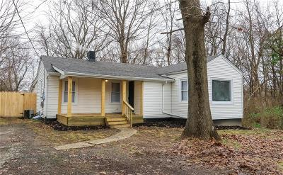 Middletown Single Family Home For Sale: 2118 Wellington Road
