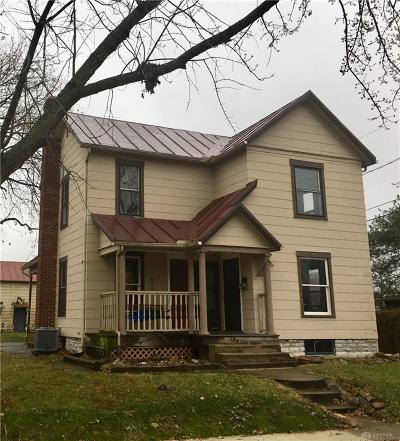 Miamisburg Single Family Home Active/Pending: 124 9th Street