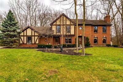 Dayton Single Family Home Pending/Show for Backup: 9606 Meadow Woods Lane
