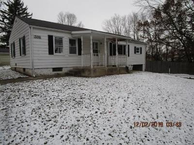 Urbana Single Family Home For Sale: 516 Bloomfield