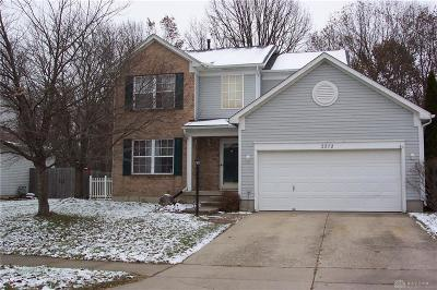 Miamisburg Single Family Home For Sale: 2272 Bradshire Road