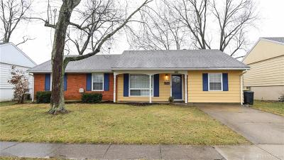 Springboro Single Family Home Active/Pending: 565 Market Street