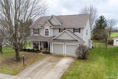 Bellbrook Single Family Home For Sale: 1329 Rose Lake Drive